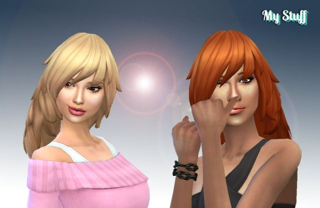 Clara Hairstyle