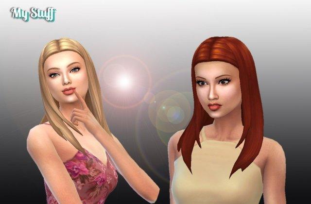 Rebecca Hairstyle