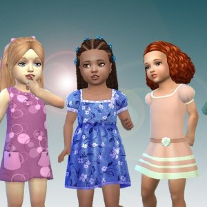 Toddlers Clothes Pack 2