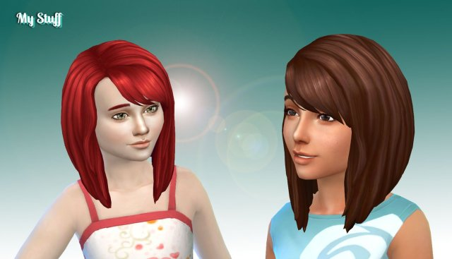 Ellie Hairstyle for Girls