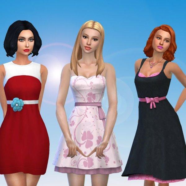 Female Dress Pack 3