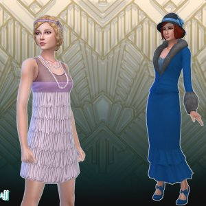 20's Fashion Pack