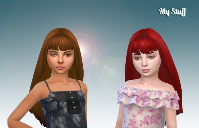 Destiny Hairstyle for Girls