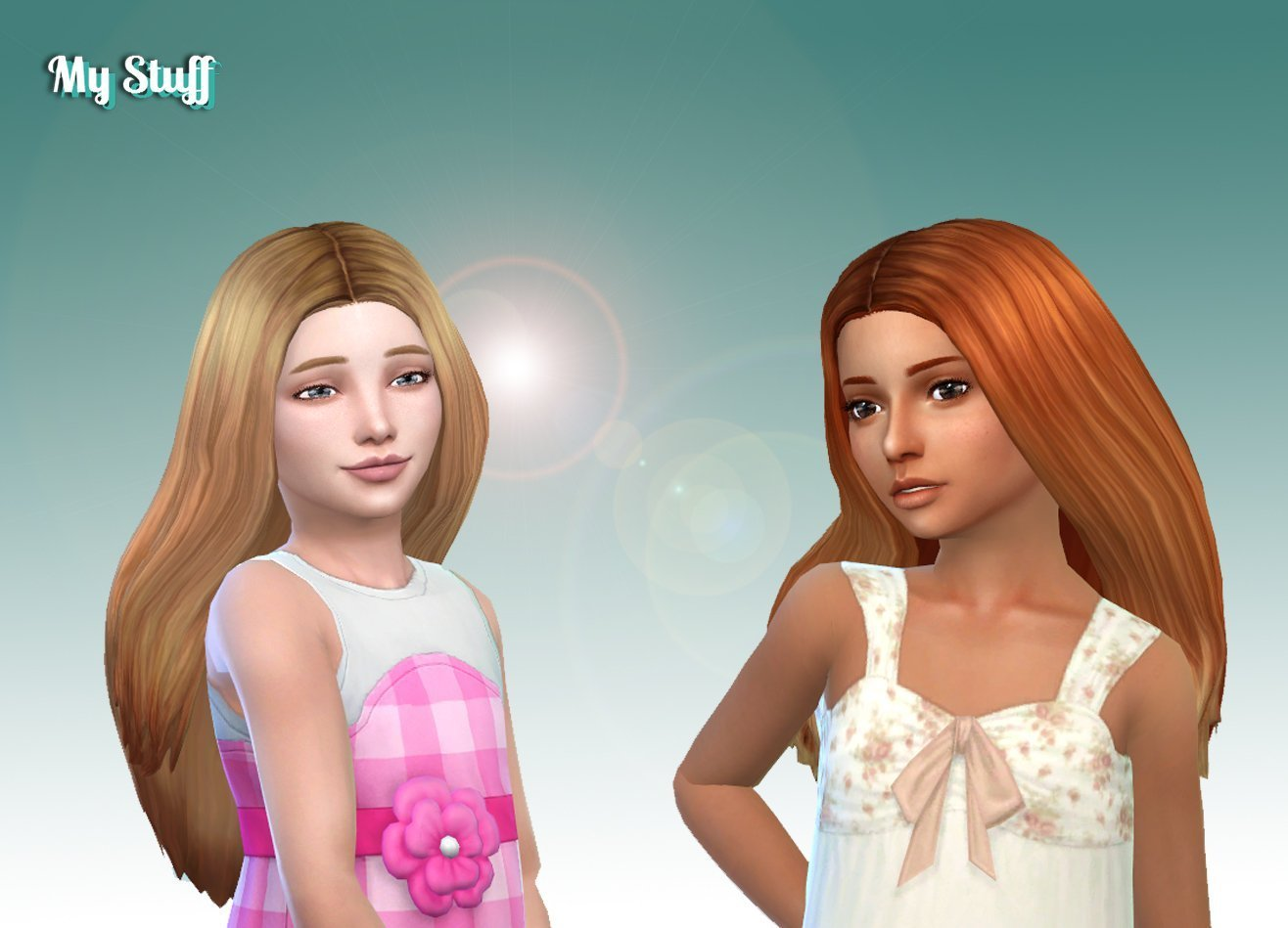 Ruby Hairstyle for Girls