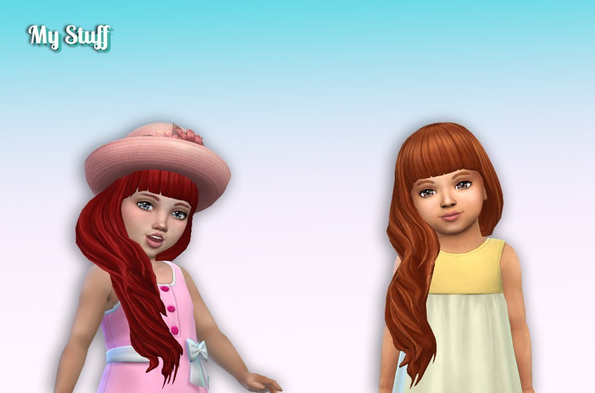 Jacelyn Hairstyle for Toddlers