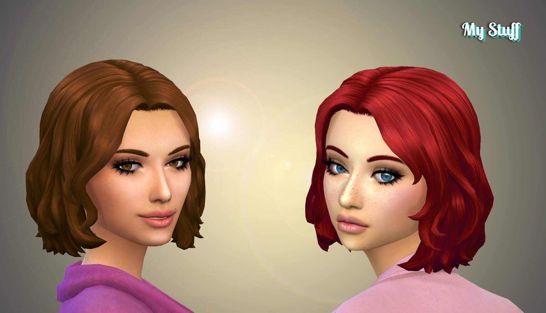 Joana Hairstyle