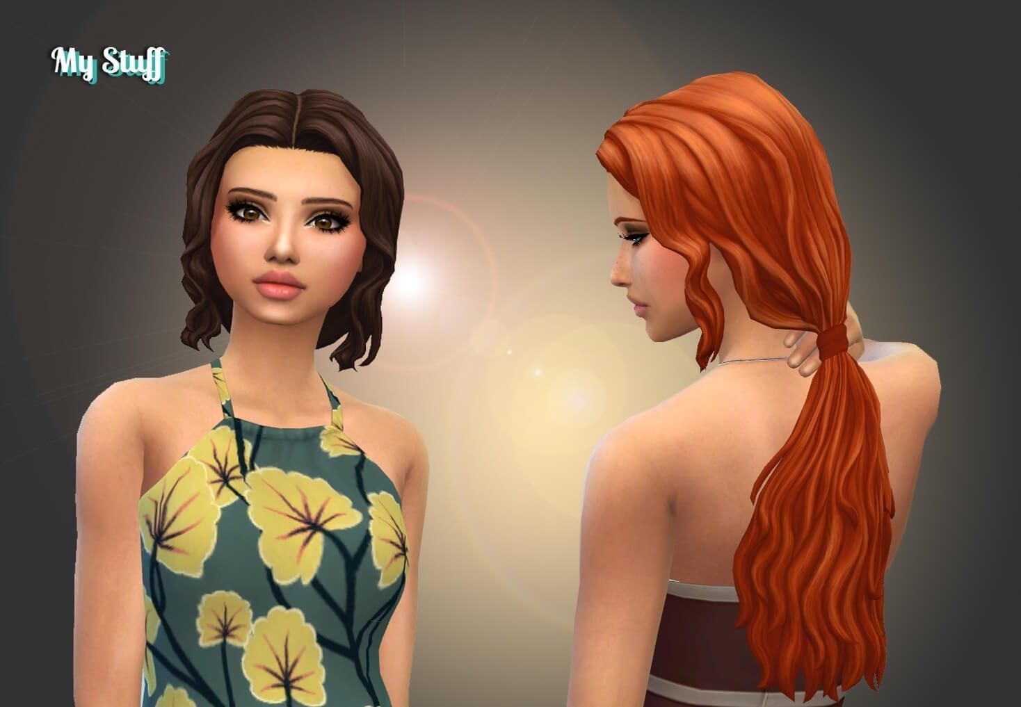 Elishia Hairstyle