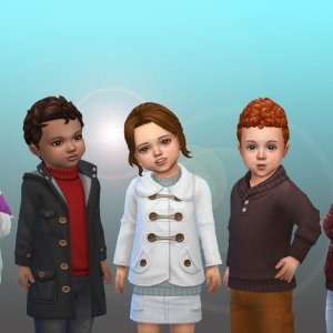 Toddlers Top Clothes Pack 2
