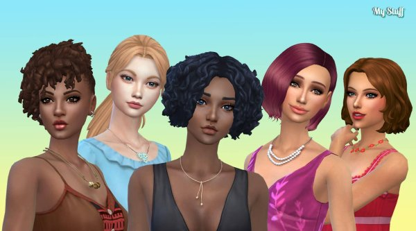 Female Necklace Pack
