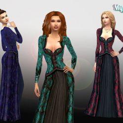 Regina's Apple Gown Conversion