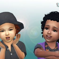 Close Curls for Toddlers