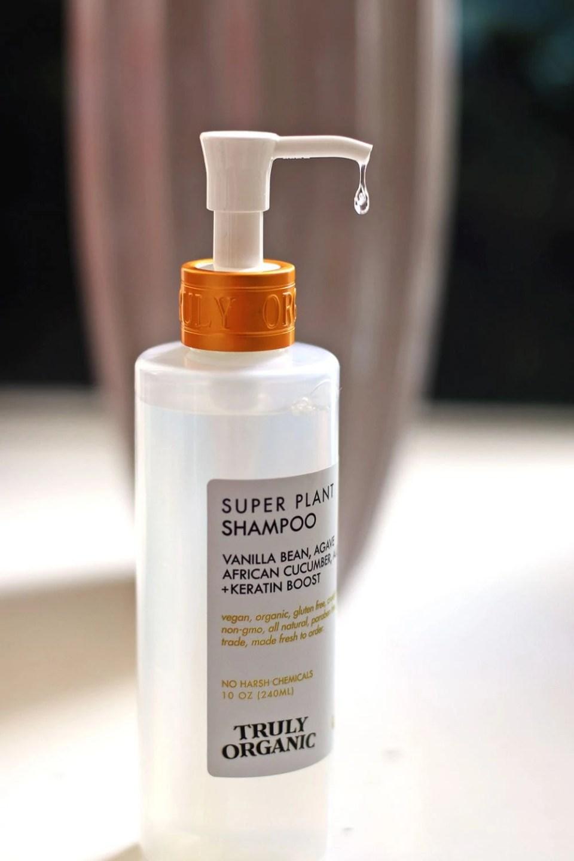 Truly Organic Plant Shampoo