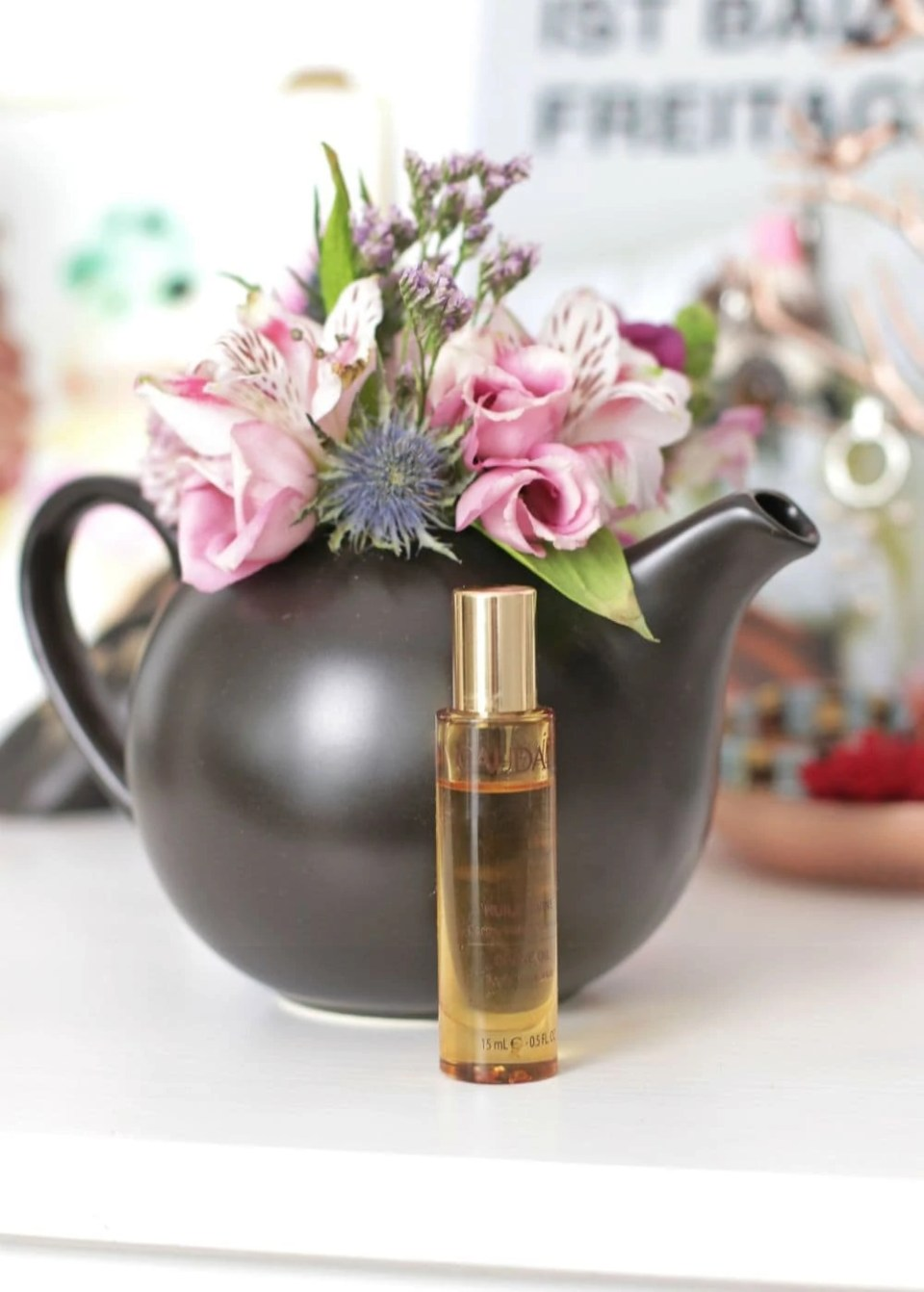 caudalie huile divine perfume