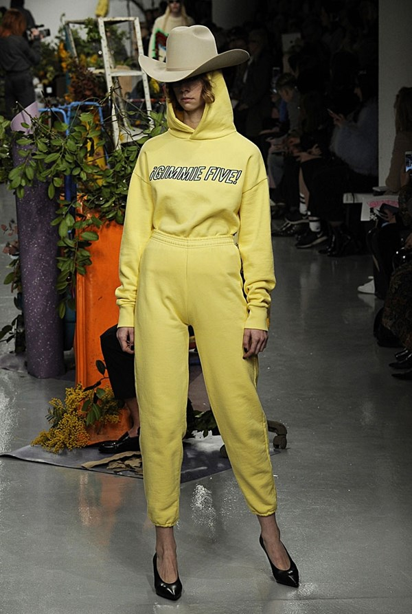 Ashleywilliams LFW AW17