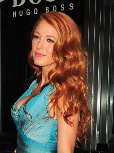 Color Inspiration Red Heads MyStyleBell Your