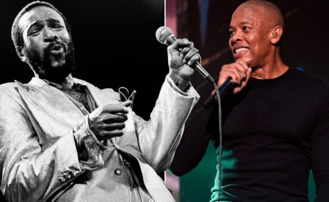 Dr Dre Is Working On A Movie About Marvin Gaye My Style