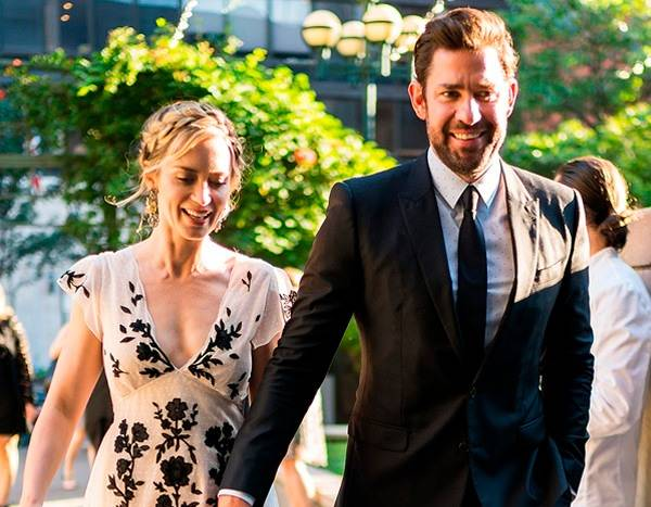 John Krasinski Reveals How He Propositioned Emily Blunt