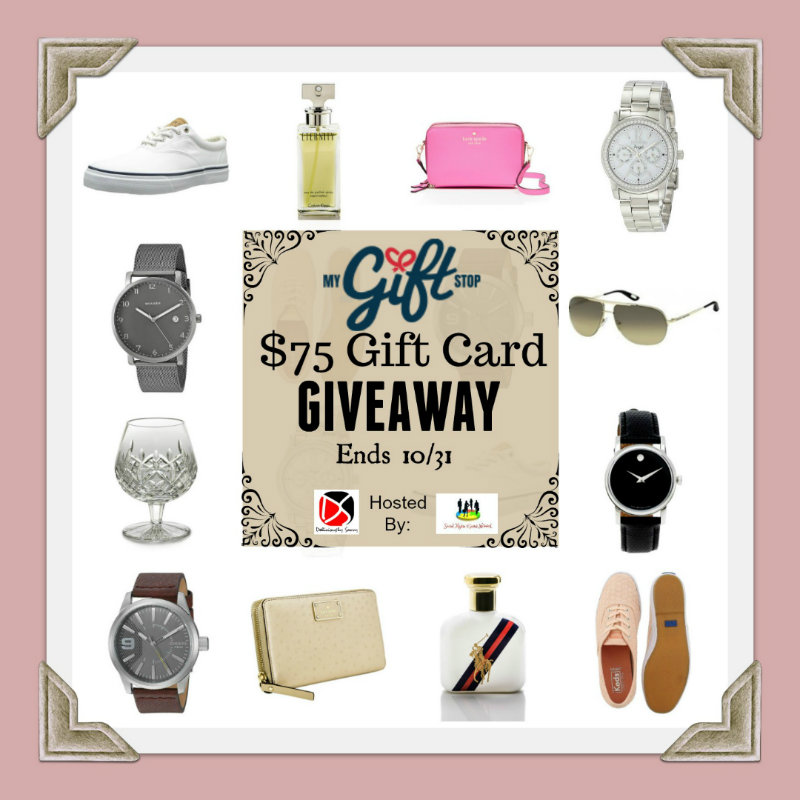 Win $75 to spend at MyGiftStop