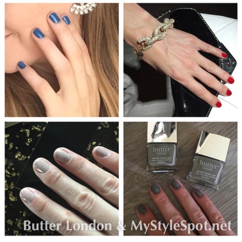 Butter London 10x Patent Shine Nail Polish Blogger Review