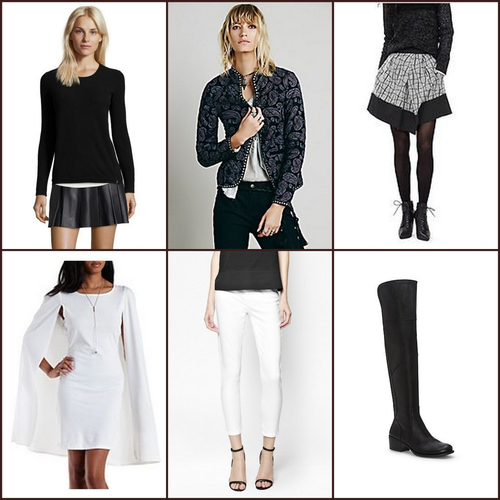 6 fall fashion must-haves