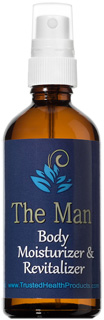 AM/PM man moisturizer by trusted health products