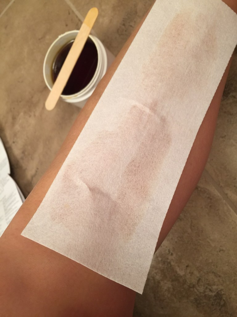 bodyhonee at home waxing kit