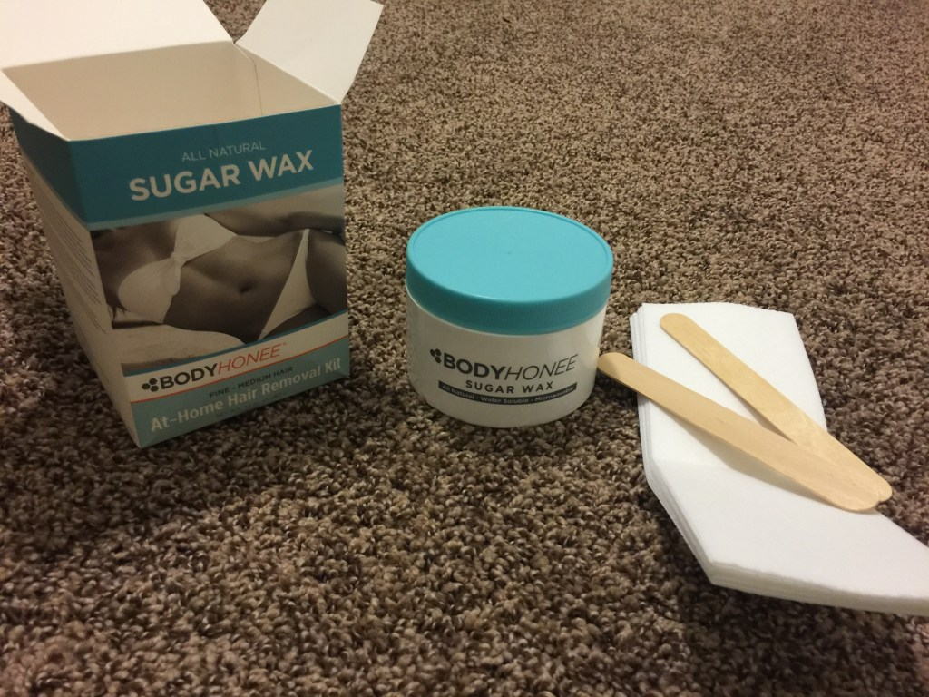 at home wax kit for hair removal