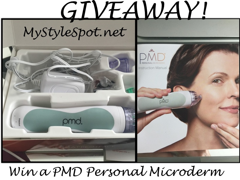 Win a PMD personal Microderm