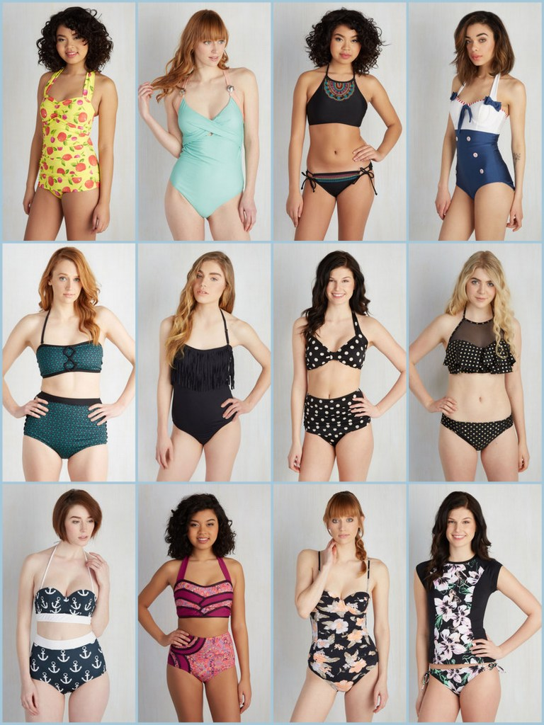 retro bathing suit deal