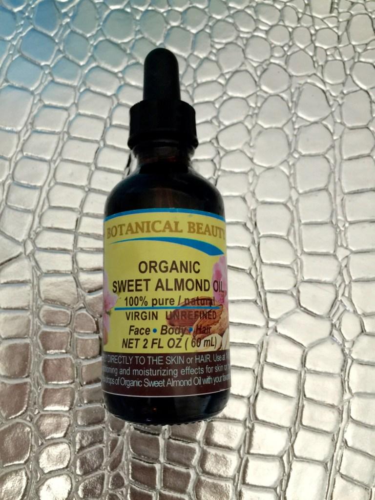 botanical beauty organic sweet almond oil
