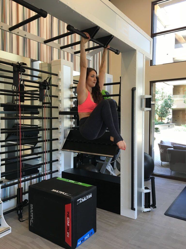 killer abs workout on pull up bar