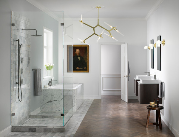 spring 2017 bathroom and kitchen remodel trends