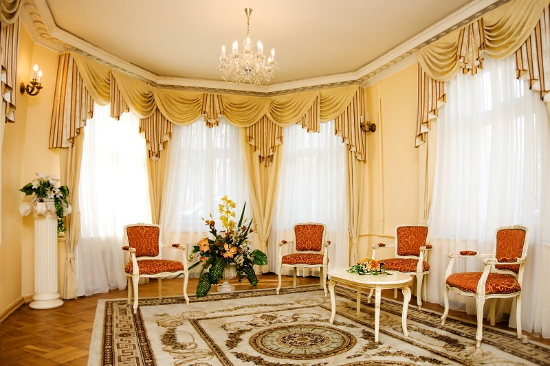 Curtains as An Integral Part of Your Interiors