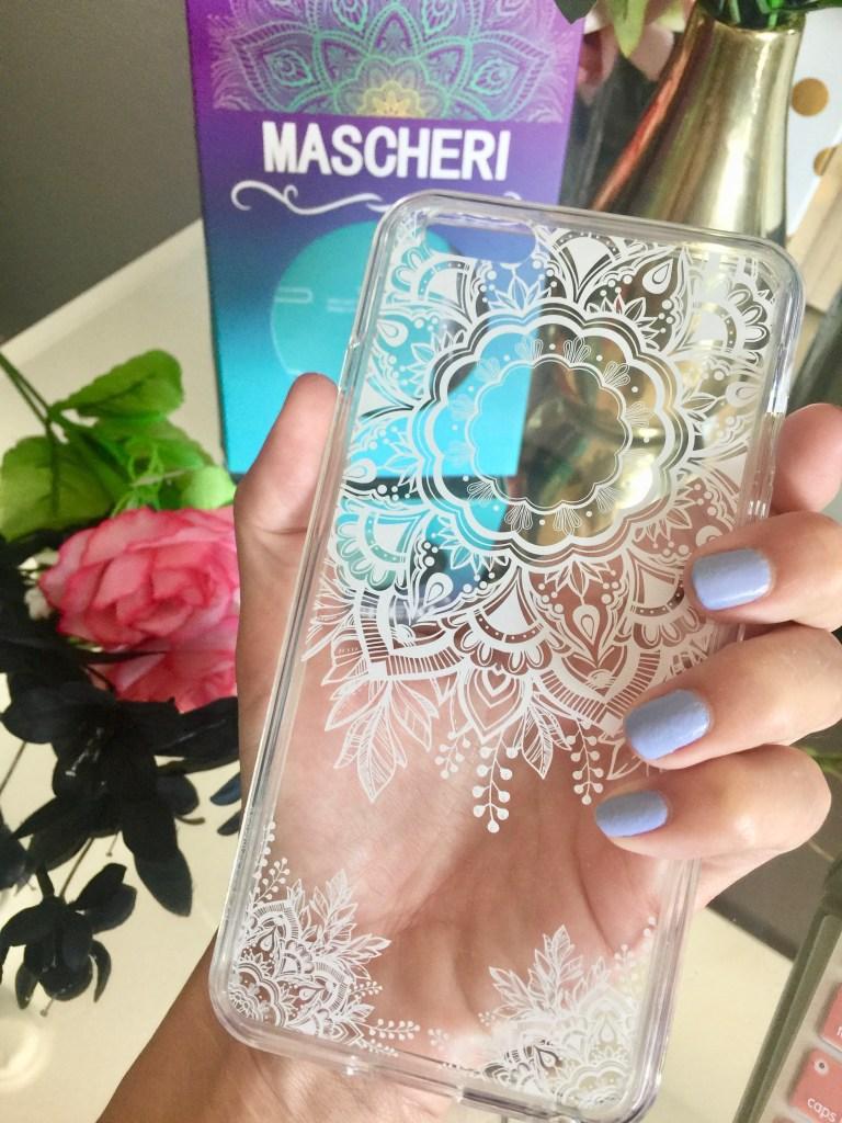 Mascheri Cell Phone Case