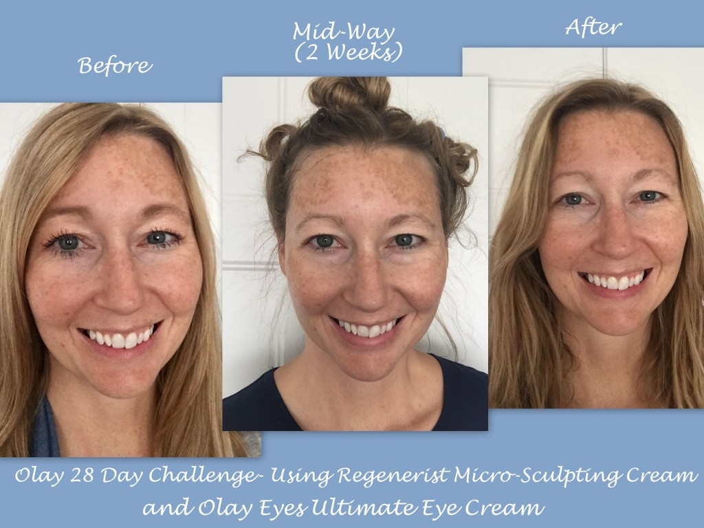 Olay 28 day skincare challenge