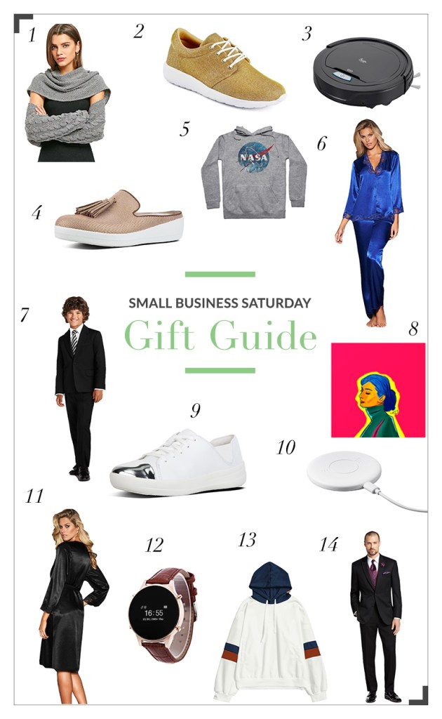 Small Business Saturday Gift Guide