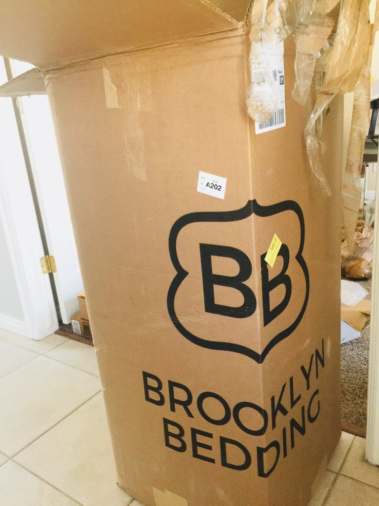 How to Ensure an Amazing Night's Sleep: The Brooklyn Aurora Bed by Brooklyn Bedding