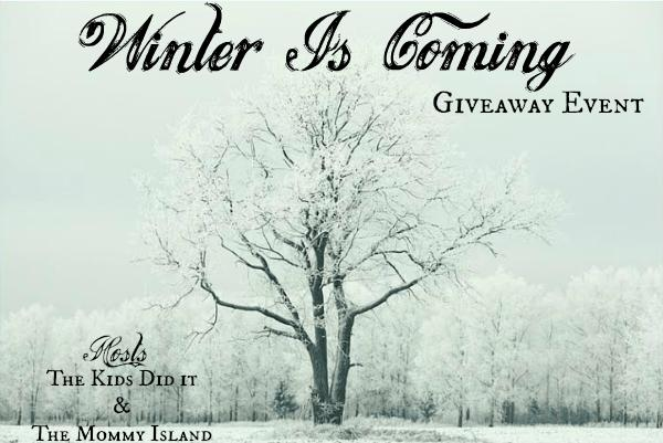 Win a chic sweater + TONS of other fab prizes!