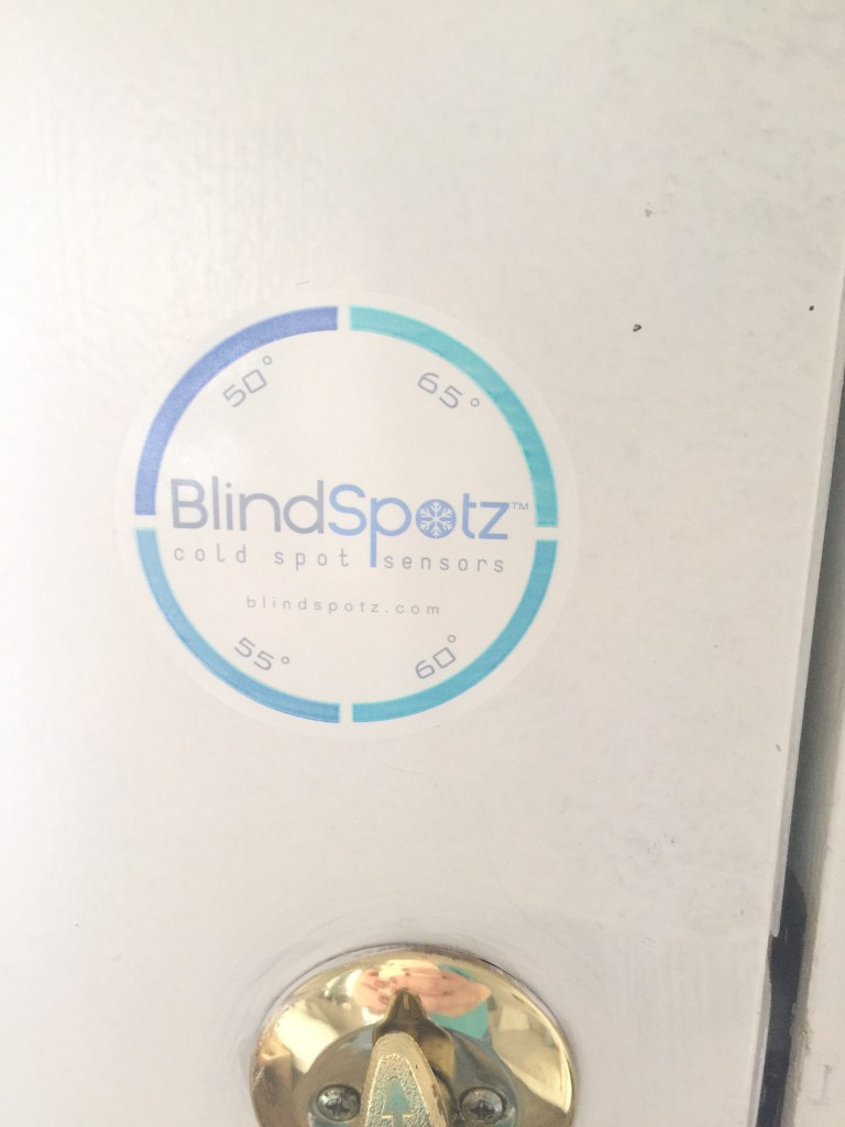 Blindspotz - Easily Spot the Cold In Your Home