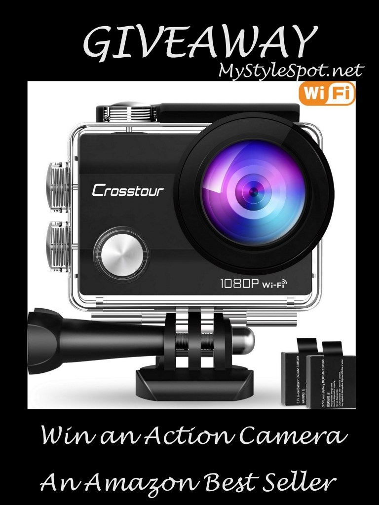 Action Camera Giveaway