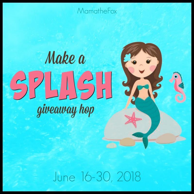 make a splash giveaway blog hop