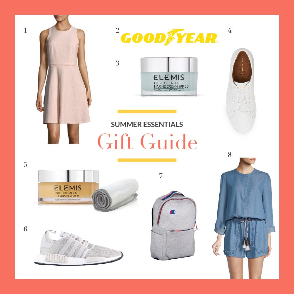 Summer Essentials Gift Guide