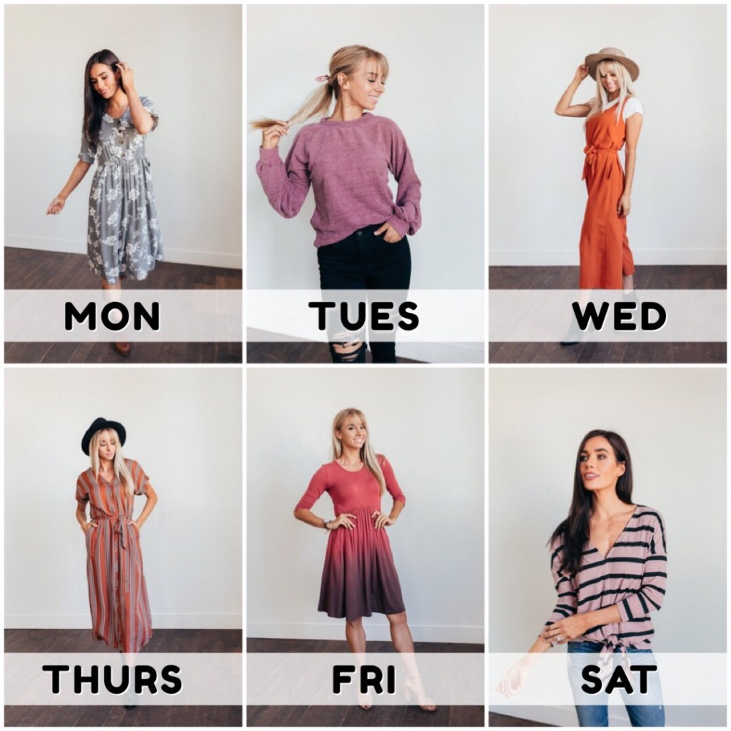The Daily Fashion Deal - A New Deal Each Day This Week