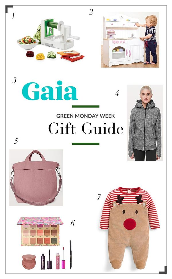 Green Monday Week Holiday Gift Guide