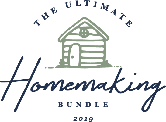 Ultimate Homemaking Bundle - This Week Only $27 (a $2300 Value!)