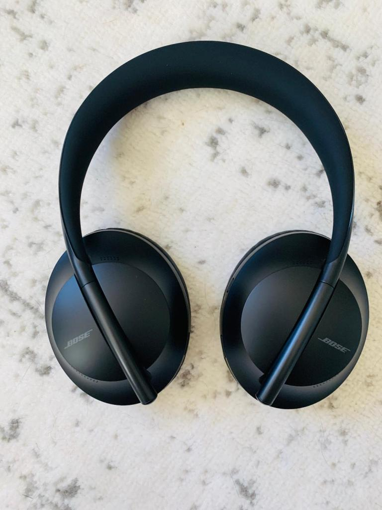 The Best Noise-Canceling Headphones Ever: Bose 700