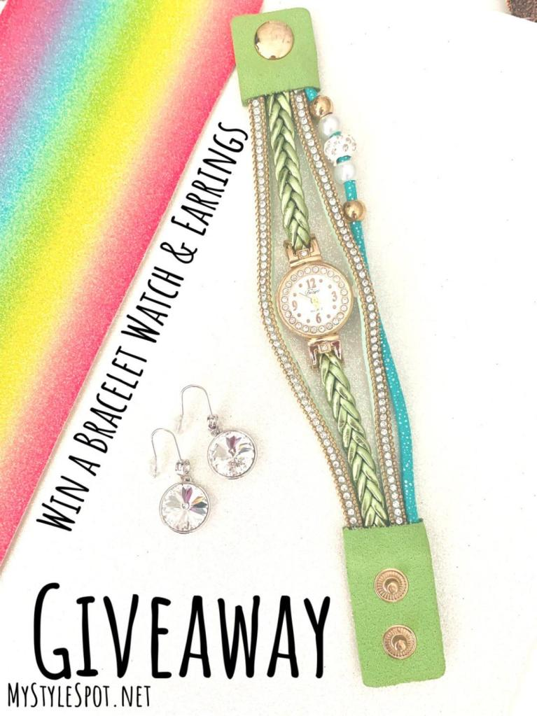 Enter to win a jewelry prize pack