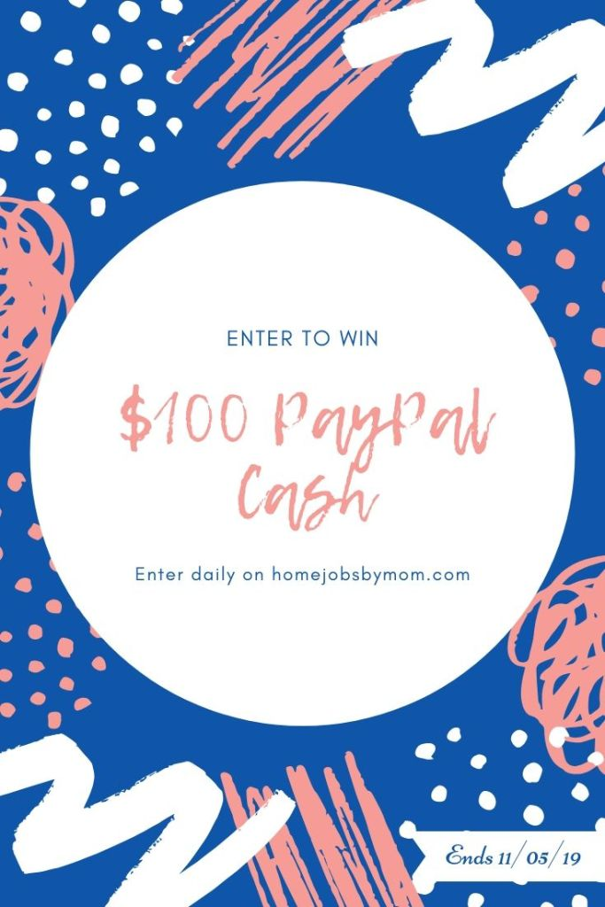 GIVEAWAY: Win $100 PayPal Cash