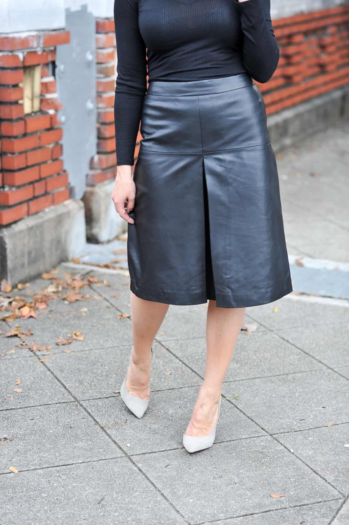 How To Wear All Black And Not Be Boring  My Style Vita