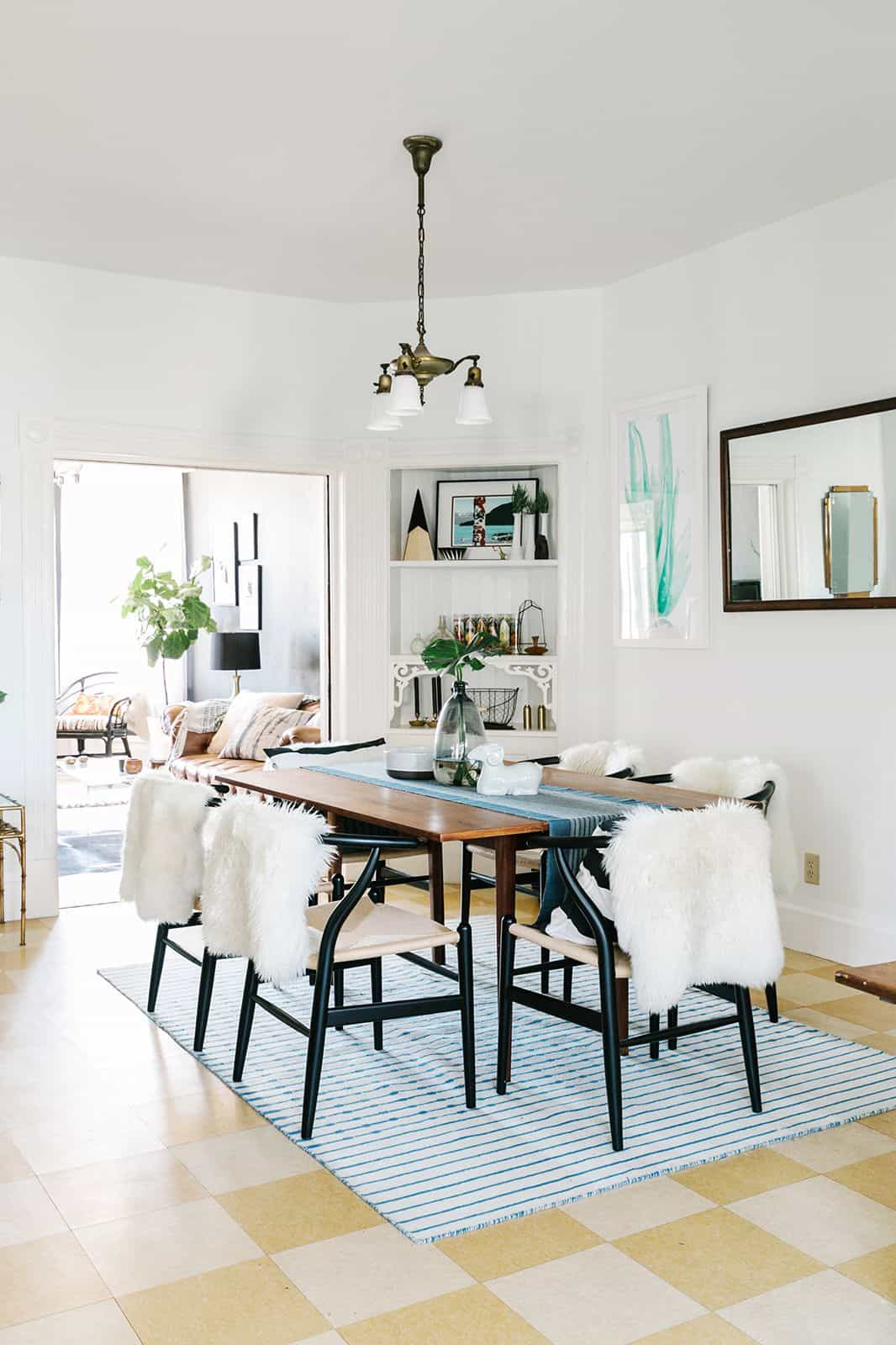 Wishbone Dining Chair The Best House Inspiration With The Wishbone Chair My Style Vita